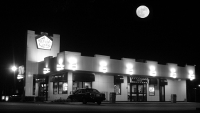 Moon Over White Castle
